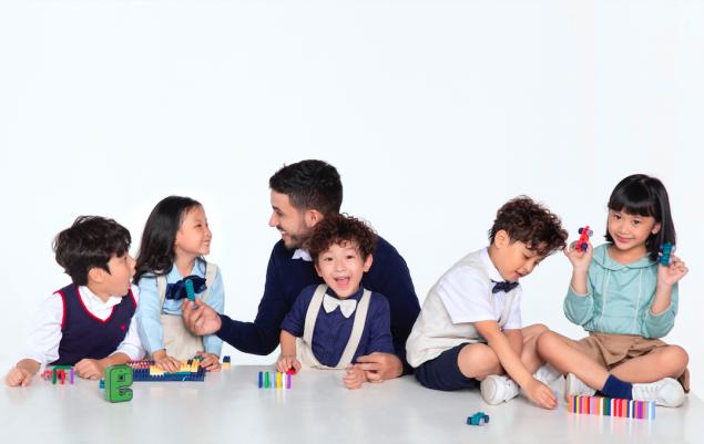 Mối quan hệ mật thiết giữa toán và các chỉ số thông minh của trẻ